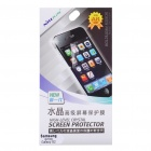 High-level Crystal Screen Protector + Cleaning Cloth for Samsung i9100