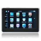 "4.3"" Touch Screen Win CE 5.0 Portable Car GPS Navigator w/ FM - US / Canada Map (4GB)"