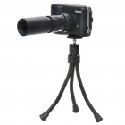 "2.4"" LCD 12MP Telescope Digital Camera Video Recorder w/ SD Slot (3 x AAA)"