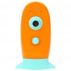 1,3 MP Rechargeable Garden Watch / Baby-Growth Recording Live Camera w / TF-Orange