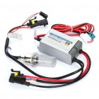 35W 3200LM 6000K H6 Motorcycle HID Xenon Headlamp White Light Bulb (DC 9~18V)