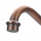 Vintage Copper Sink Faucet Water Tap - Bronze