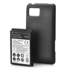 Replacement 3.7V 4000mAh Extended Battery Pack with Case / Decoder for Motorola Droid Bionic XT875