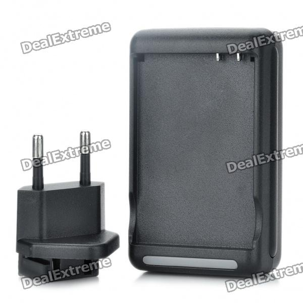 Compact Battery Charger with USB Output for HTC Desire S/G12 / HTC Incredible S/G11 (US/EU Plug) htc desire s тачскрин