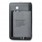 GOKI Battery Charger with Micro USB Output for Sony Ericsson BA750 - Black