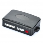 "3.5"" LED Display Car Parking Sensor/Radar Kit - Black (DC 10.5V~15V)"