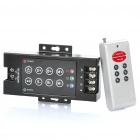 360W 8-Key RGB Control Box w / Remote Controller für LED Light Strip (DC 12V ~ 24V)