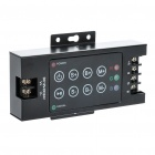 360W 8-Key RGB Caixa de Controle Controlador w / Remote para LED Light Strip (DC 12V ~ 24V)