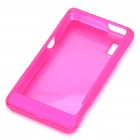 Protective PC Back Case for Motorola A955 - Pink