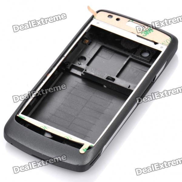ZTE V880 Replacement Full Housing with Buttons - Black