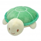 Cute Turtle Doll Toy - Green + Yellow