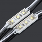 Waterproof 4.8W 6900K 540LM 60x3528 SMD LED White Light Strip (DC 12V)