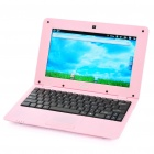 "IMOS A702 10 ""LCD Google Android 2.2 Netbook ж / WiFi / RJ45 / 3 х USB / SD - Pink (ARM V5/256MB/2GB)"