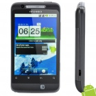 "G510 Android 2.3 GSM TV Smartphone w/ 3.5"" Resistive Screen, Dual SIM, Wi-Fi - Black"