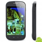 "A2000 Android 2.3 GSM TV Smartphone w/ 4.1"" Capacitive, Quadband, Dual SIM, GPS and Wi-Fi - Black"
