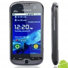 "G26 Android 2.2 GSM Smartphone w/ 3.5"" Resistive Screen, Dual SIM, Wi-Fi, GPS and TV - Gray"