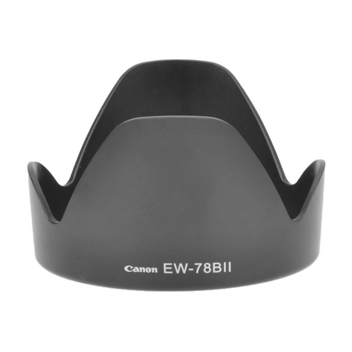 Lens Hood for Canon EW-78B II [yamala] baby plush toys portable seat kids feeding chair booster seat education feeding seat baby toy page 2