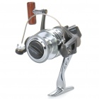 Professional Spinning Fishing Reel - Grey