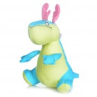 Cute Cartoon Dragon Style Puppe Spielzeug - Blau + Gelb