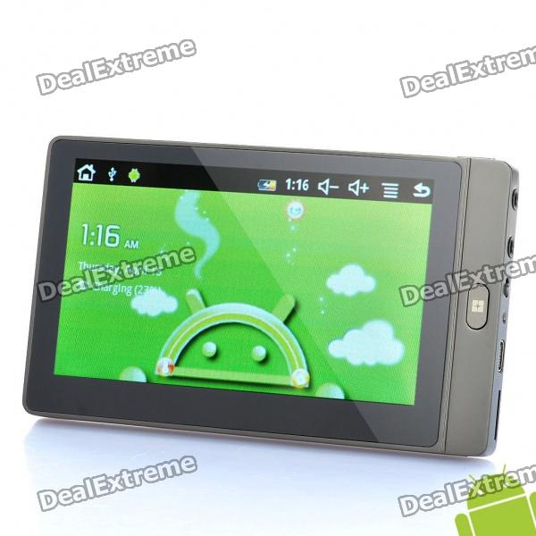 """BENSS B3PRO 4,3 """"сенсорный экран Android 2.3 MP4 Player ж / TV-Out / TF / 3,5 мм (4 Гб)"""