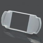 Crystal Protective TPU Soft Case for PSP2000/3000 - Transparent