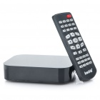 A9 1080P HD Mini Android 2.2 Media Player с AV + HDMI + LAN + 2 х USB + SD порт (черный)
