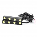 280lm Car Daytime Running Lamps