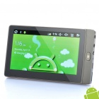 "BENSS 4.3"" Resistive Touch Screen Android 2.3 MP4 Player w/ TF / TV-Out / USB WiFi Receiver (8GB)"