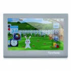 "Portable 4.3"" LTPS Touch Screen Media Player with TV-Out / TF (Silver Grey + Black / 4GB)"