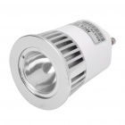 5W Multicolored LED Light Bulb with Remote Controller (AC 100~240V)