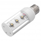 E27 3.9W 3500K 300LM 3-LED Warm White Light Bulb (AC 100~240V)
