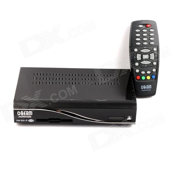 DM500-S DVB-S Digital Satellite Receiver with RS232 + Video + Audio + SCART + Ethernet Port touchstone teacher s edition 4 with audio cd