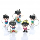 Anime Conan Figure Toy Keychain (Set of 5)