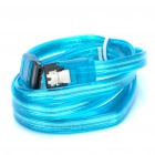 SATA Data Hard Disk Cable - Light Blue (100CM)