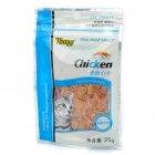 Chicken Meat Cat Snack Pet Food - Incarnadine (25g)