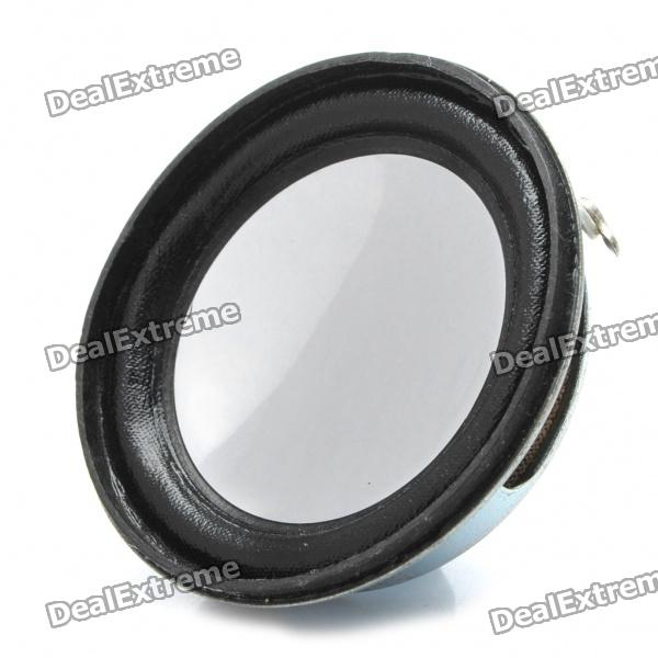 "2"" 3W Bass Speaker Driver Unit - Black + Silver"