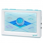 "Portable 4.3"" TFT LCD Media Player with TV-Out / TF - White (8GB)"