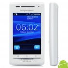 "Sony Ericsson X8/E15i Android 2.1 3G WCDMA Smartphone w/ 3.0"" Capacitive, Wi-Fi and GPS - White"