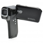 "2.5"" LCD 12.0MP Digital Video Camcorder w/ AV-Out / SD Mini USB - Black"