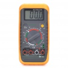 "MY-64 2.6"" LCD Digital Multimeter - Yellow + Black"