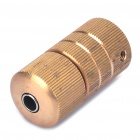 Copper Tattoo Machine Grips Tube - Yellow