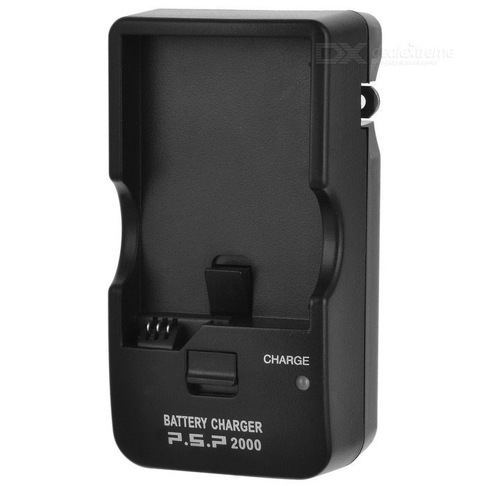 External AC Battery Charger for PSP Slim/2000 виниловая пленка psp 2000 cg