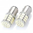 1157 5,5 W 6000K 340-Lumen 85-3020 SMD LED White Light Car Bremslichter (DC 12V / Paar)