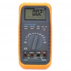 "MY-68 2.6"" LCD Digital Multimeter - Black + Yellow"