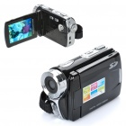 5.0MP CMOS Digital Video Camcorder w/ 10X Digital Zoom / AV-Out/ SD Slot (2.8&quot; LCD)
