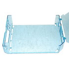 Shining Crystal Case for Wii Console (Translucent Blue)