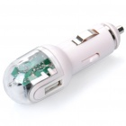 Mobile Car Cigarette Lighter Car Charger Kit - zufällige Farbe