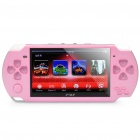 "PMP 4.3"" LCD Game Console Media Player w/ 1.3MP Camera / TV-Out / TF - Pink (2GB)"