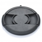 82mm Camera Lens Cap Cover - Black