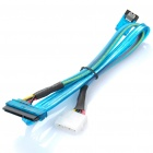 SATA 7+15Pin/SATA 7+4Pin Data + Power Cable (Data-50CM Length/Power-30CM Length)